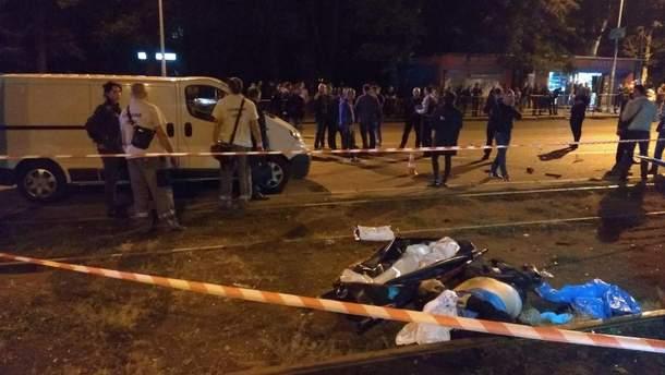 Свідки ДТП на Фонтані в Одесі оприлюднили подробиці інциденту