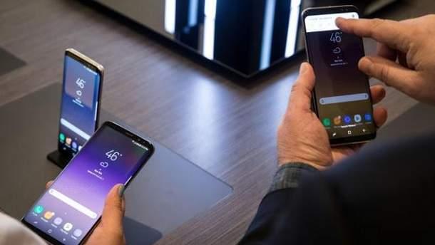 Найпопулярніші Android-смартфони 2018
