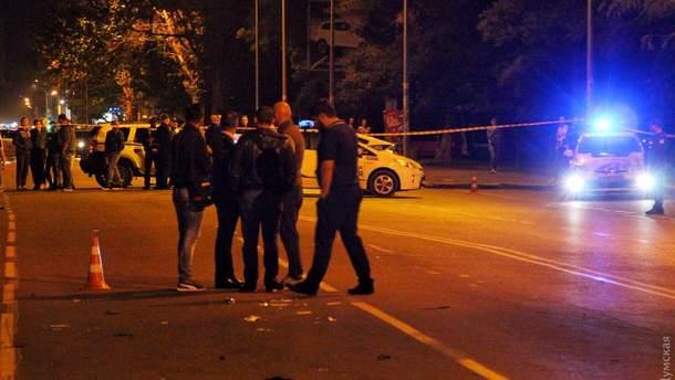 Смертельна ДТП біля 6-ї станції Фонтану в Одесі