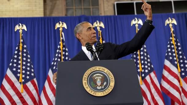 Барак Обама нарушил свое правило относительно селфи
