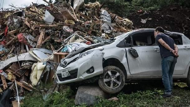 Землетрус у Японії