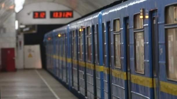 За год на перевозке пассажиров киевская подземка заработала 1,5 миллиарда гривен