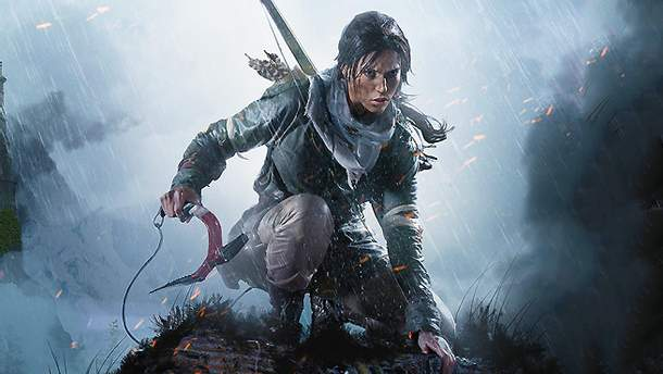 Shadow of the Tomb Raider: трейлер