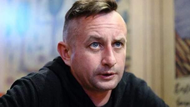 Сергей Жадан возьмет творческую паузу продолжительностью в год