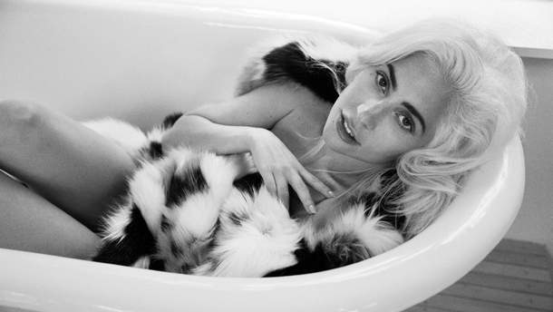 Леді Гага для Vogue