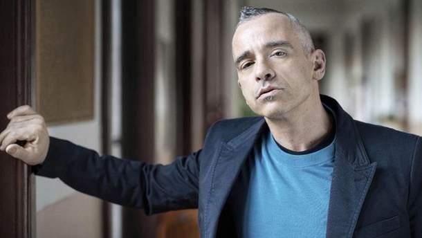 Эрос Рамазотти даст концерт в Киеве
