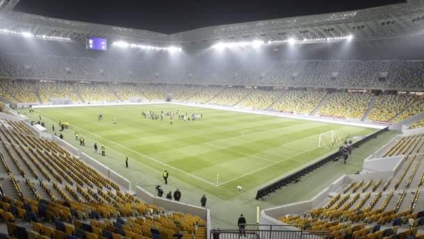 """Стадіон """"Арена Львів"""""""