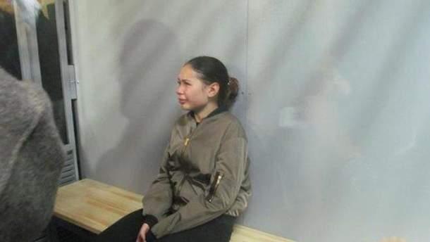 Суд наклав арештував майно автошколи, де навчалась Зайцева