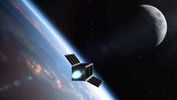В России создали двигатель для наноспутников, что работает на смеси воды и этилового спирта (иллюстративное фото)