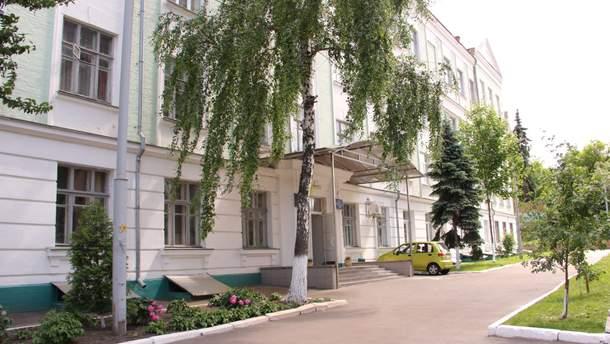 Инцидент произошел в киевской школе №94, которую когда-то закончила Марина Порошенко