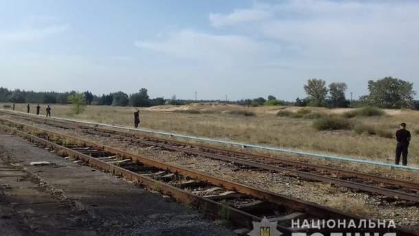 На Луганщині чоловік підірвався на розтяжці