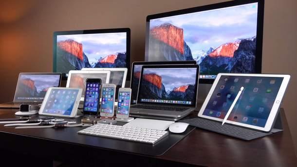 У Apple попередили, що ціни на їхню продукцію можуть зрости