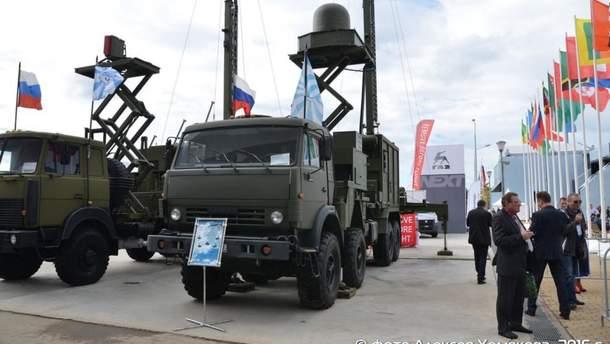 На Донбассе заметили новейшую систему радиоэлектронной борьбы