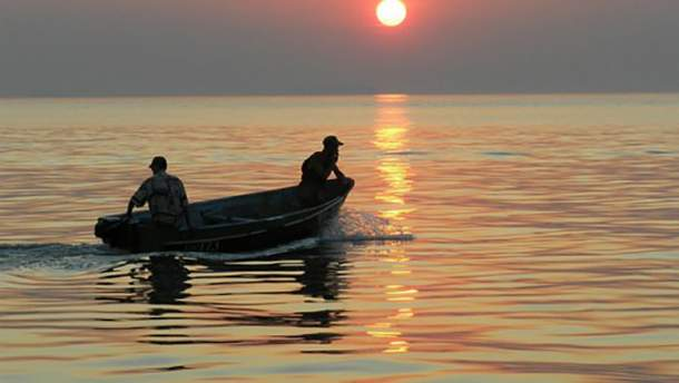 У Криму затримали українських рибалок