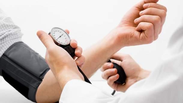 Як знизити тиск та вберегтися від серцево-судинних хвороб