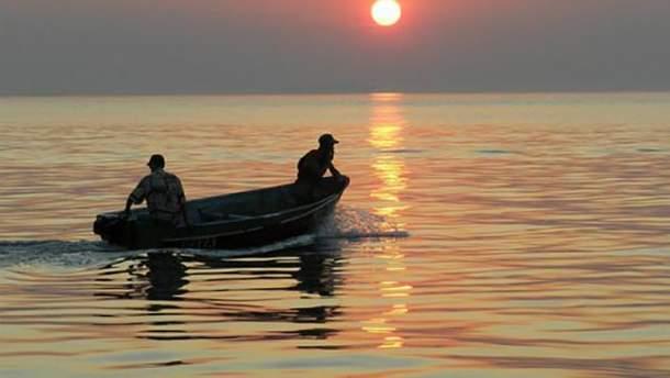 В Крыму задержали украинских рыбаков