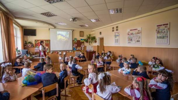 Чому в Україні катастрофічно не вистачає освітніх закладів