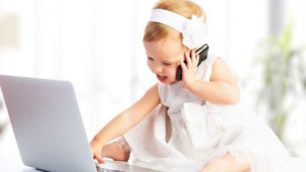 Можно ли маленьким детям пользоваться гаджетами