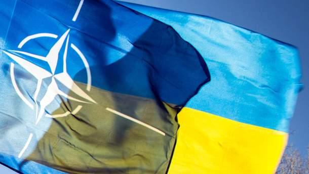 Більшість українців хочуть вступу в НАТО