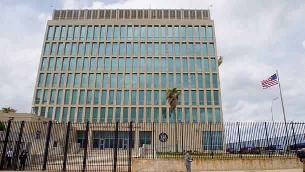 Посольство США у Гавані