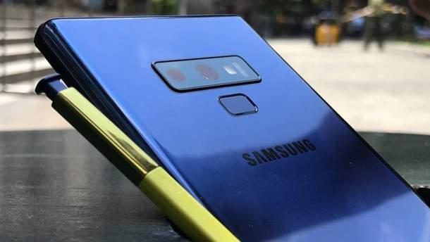 Samsung Galaxy Note 9: тест камеры