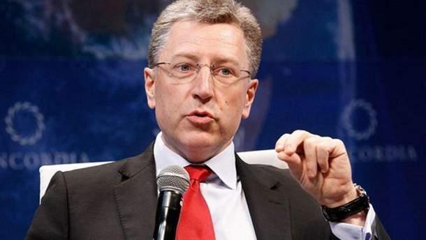Волкер заявил о нелегитимности объявленных сепаратистами выборов на Донбассе