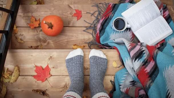 Як зберегти здоров'я восени