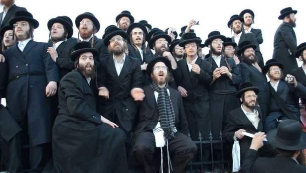 Еврейские паломники
