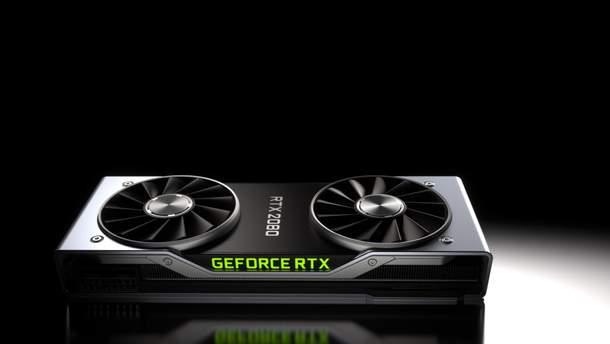 Видеокарта NVIDIA GeForce RTX 2080