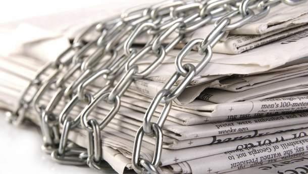 В Україні за вісім місяців 2018 року зафіксовано майже 170 порушень свободи слова