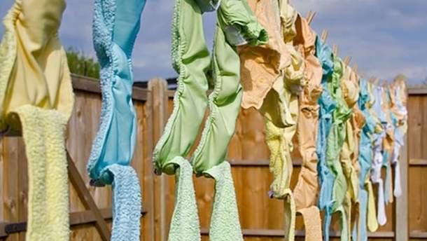 Многоразовые памперсы – преимущества и недостатки
