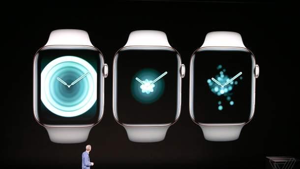 Apple Watch Series 4: головні особливості нового смарт-годинника