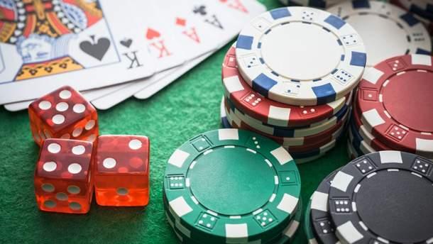 Азартні ігри
