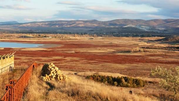 Армянск снова накрыло химикатами— Новый выброс