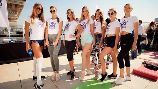 Участницы Мисс Украина 2018
