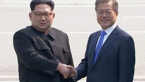 КНДР и Южная Корея открывают совместный офис