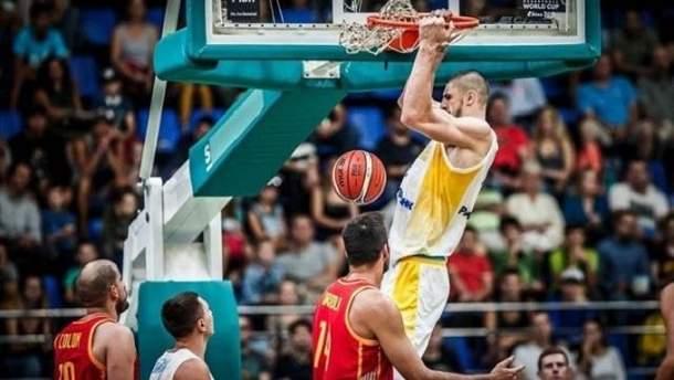 Украина – Испания видео лучших моментов матча