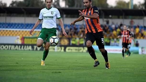 Олександрія – Шахтар відео голів матчу УПЛ