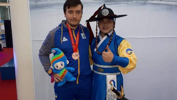 Павло Коростильов став бронзовим призером Чемпіонату світу