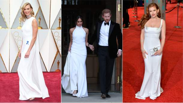Не только Меган Маркл: 10 платьев дизайнера Стеллы Маккартни, которые надевали звезды