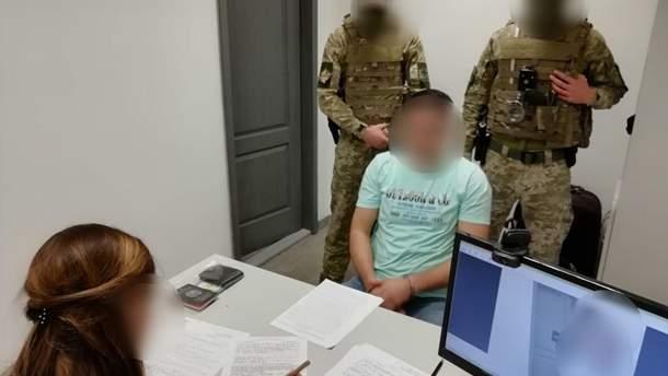 """У """"Борисполі"""" затримали терориста ІДІЛ"""