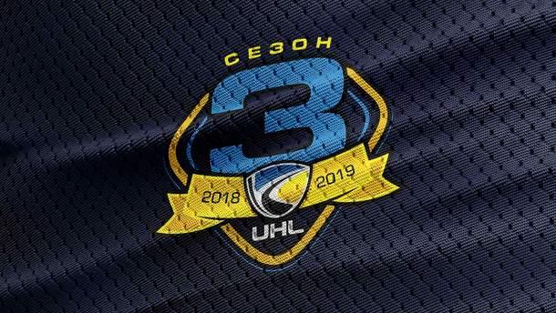 Новый логотип УХЛ