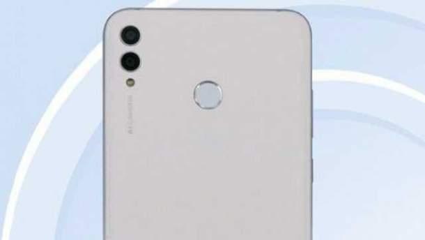 Загадочный смартфон Huawei