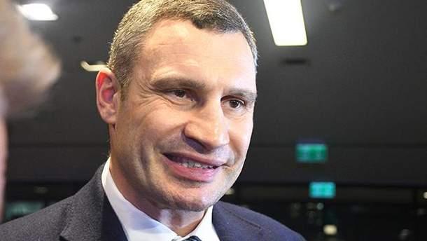 Виталий Кличко рассказал, пойдет ли в президенты в 2019 году