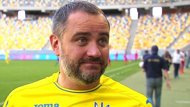 Андрій Павелко знову потрапив у скандал