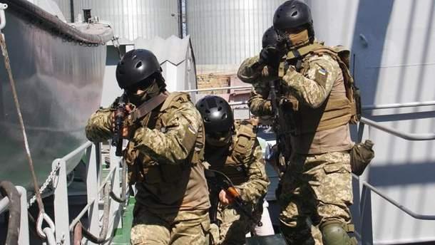 Количество морских спецназовцев в Украине увеличат