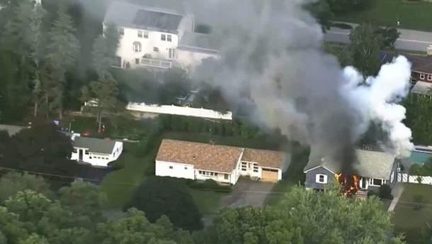 Взрывы недалеко от Бостона