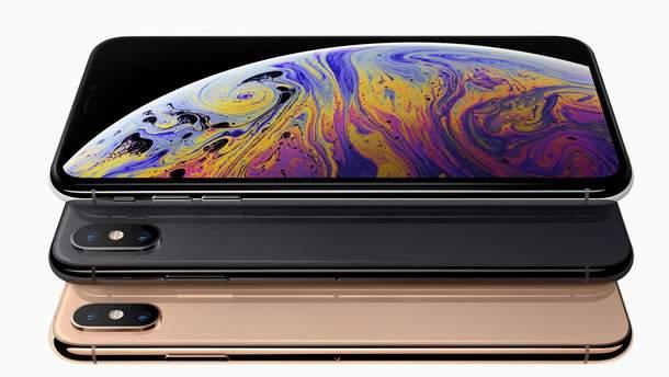 Скільки коштує ремонт  iPhone Xs Max