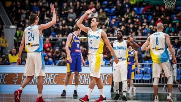 Україна – Іспанія: склади команд