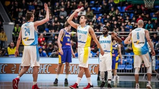 Украина – Испания: составы команд